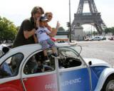 Tour de Paris en 2CV